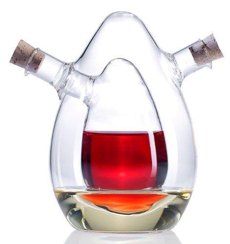 eBay WOW 2in1-Essig- und Öl-Spender aus Glas