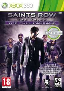 Saints Row: The Third - The Full Package (Xbox 360/PS3) für 12,69€ @Zavvi.com