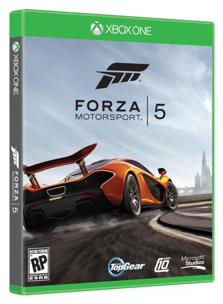 Forza Motorsport 5 (Xbox One) - Kostenloses Wochenende für Goldmitglieder