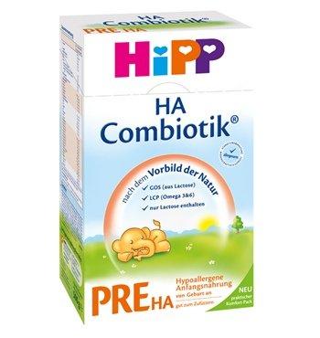 [Achtung nicht kaufen] Babynahrung: 6x Humana HA Pre, oder 6x HiPP HA Combiotik PRE HA (ggf. noch günstiger)