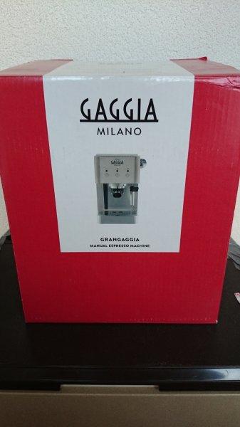 [Lokal]Gaggia Grangaggia Prestige Siebträger Espressomaschine bei Real Lahr - 49€