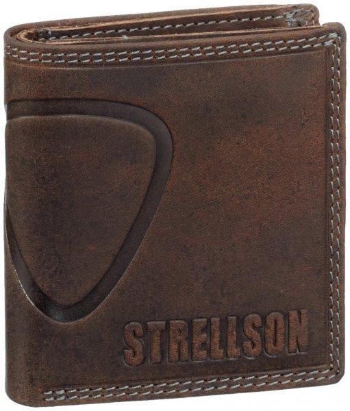 [amazon prime] Strellson, Echtleder-Portemonnaies: Baker Street Billford und Balham Billford