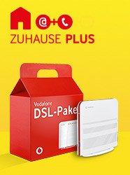 Vodafone DSL Zuhause M 19,99€ Mon.+ 160€ Cashback▪weitere Option möglich