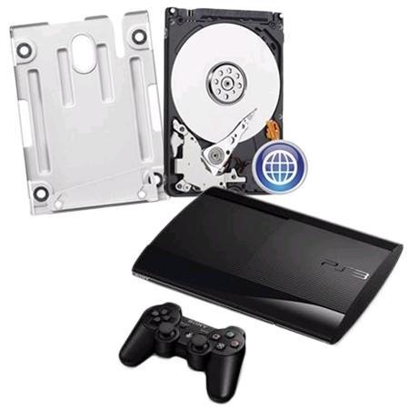 [Redcoon.de] PS3 superslim 12 GB + 500 GB inkl. Einbaurahmen