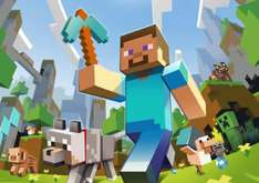 Minecraft Update XBOX 360 auf XBOX ONE Version