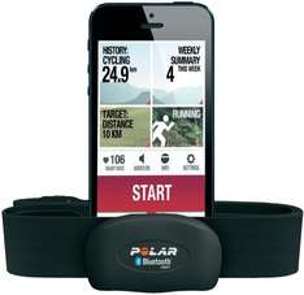 [digitalo.de] Bluetooth Pulsfrequenz Brustgurt: Polar H7 - 14% unter Idealo-Preis