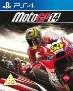 Moto GP 14 - PlayStation 4 @game.co.uk