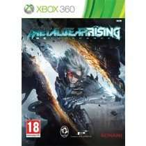 Metal Gear Rising: Revengeance (360) für 9,45€ @TheGameCollection