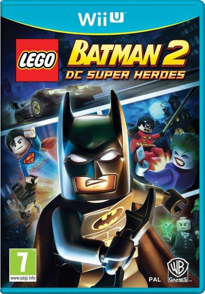 Nintendo Wii U - LEGO Batman 2: DC Super Heroes für €12,57 [@Zavvi.com]