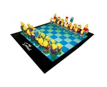 Simpsons-Schachspiel für 17,99€ inkl. VSK @elfen.de