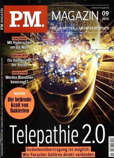 PM Magazin für 40,60€ + z.B. 40€ Otto Gutschein / 30€ Universalgutschein  / 35€ Meinpaket