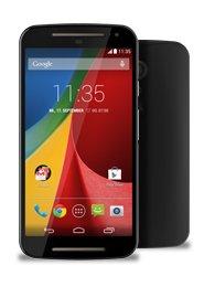 Motorola Moto G 2nd Generation + Allnet-Flat S SIM-Only bei sparhandy für monatlich 19,90€, Anschlussgebühr 9,90€, 24 Monate Laufzeit, 1€ fürs Handy