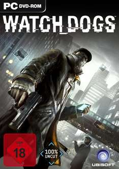Watch Dogs PC [DVD] @Amazon.de