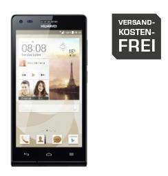 HUAWEI Ascend G6 schwarz Handy @ saturn vsk frei idealo ab 159€