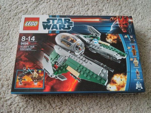 [Rossmann] Lego Star Wars 9494 Anakin's Jedi Interceptor