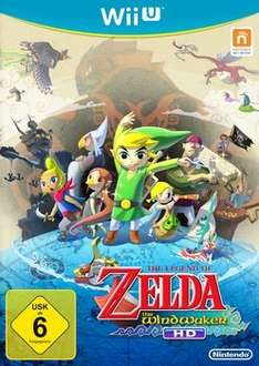 [Real Hamburg-Farmsen] The Legend of Zelda - The Wind Waker [HD] (Wii U): 20€