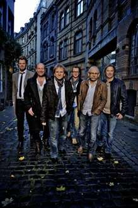 Köln Heumarkt : 7.9.2014 - gratis  Paveier Konzert 16 Uhr