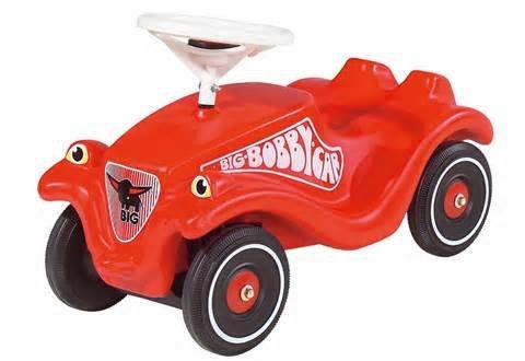 [Toysworld.de] BIG Bobby Car + Caddy + Schuhschoner für 44,94€