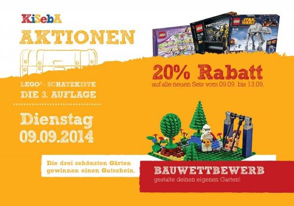 [lokal Bremen] 20% Rabatt im Achimer Lego Fachgeschäft