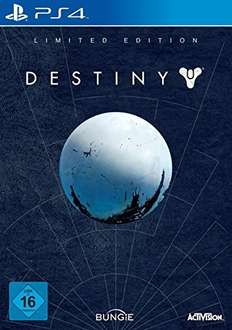 Destiny - Limited Edition PS4 [amazon.de]