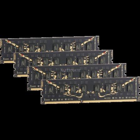 """GeIL Arbeitsspeicher """"DIMM 32 GB DDR3-1333 Quad-Kit"""""""