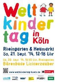 Weltkindertag: freie ÖPNV-Fahrt für Kinder in ganz NRW am 21.09.14