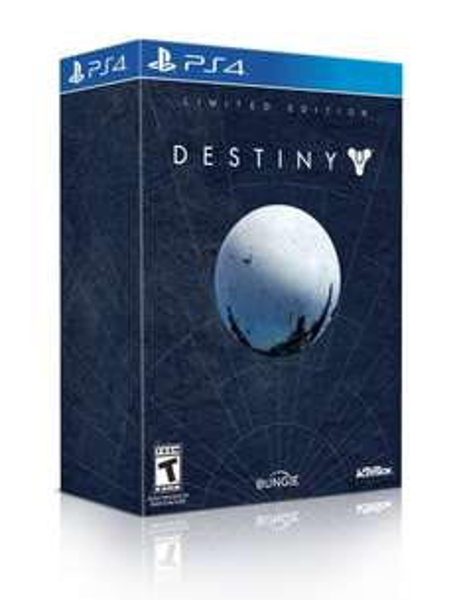 Destiny Limited Edition vorbestellbar für 107,49€ @ Spielegrotte - sonst überall ausverkauft PS4, Xbox One, PS3 und Xbox 360