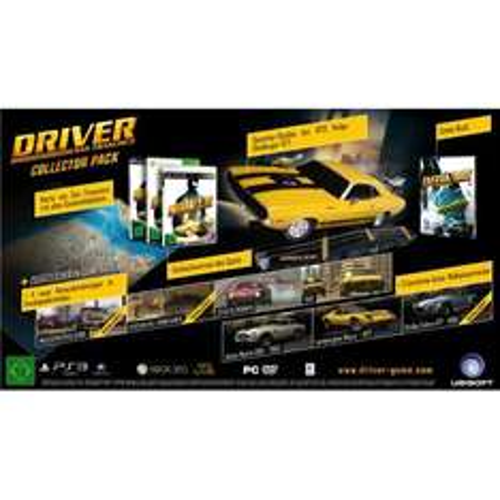 Driver: San Francisco Collectors Edition [PC]