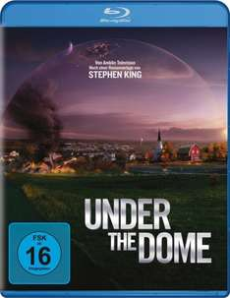 [ebay] Under the Dome - 1. Staffel - Blu-ray - 27,96€ + Qipu