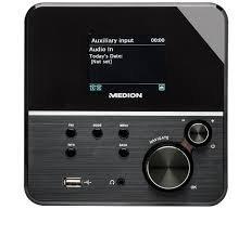 [medion.com] Wireless LAN Internet Radio MEDION® LIFE® P85040 (MD 86988) für 84,95 Euro (zusätzl. 2,86€ Qipu möglich) - nur am 06.09.