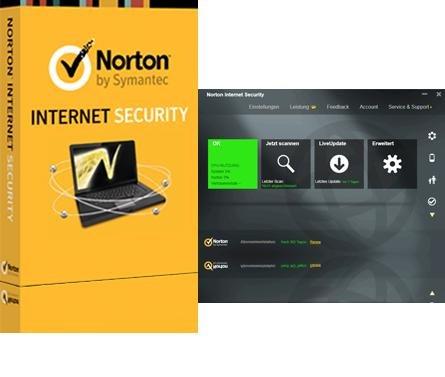 [Ebay] Norton Internet Security 2014 1 PC 1 Jahr für 1,99€