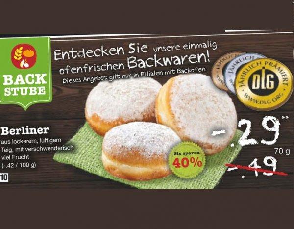 [REGIONAL??] Berliner 40% Günstiger bei Netto Marken Discount (o. Hund)