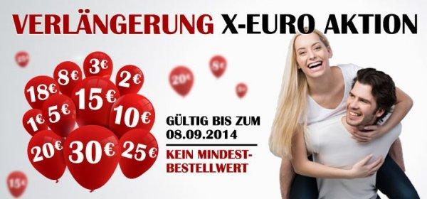 Schnäppchen! Hoodboyz X-Euro Aktion, Markenmode ab 1€