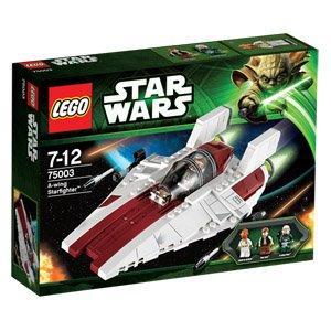 Lego® Star Wars™ 75003 A-Wing Starfighter für 19,99€ @Real