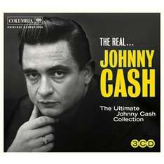 The Real Johnny Cash - Ultimate Collection (3CD) für 2.49€ @ play.com