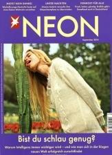 NEON Abo für Studenten: 1,85€ pro Heft und monatlich kündbar