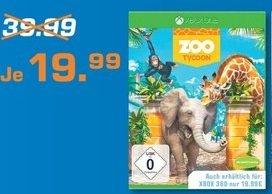 [Lokal Hagen] Zoo Tycoon Xbox One 19,99€