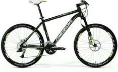 Mountainbike Merida Matts, Sram X9, Federgabel DT Swiss, Magura MT4, 10,8kg für 999,-€