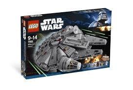 Lego 7965 Millennium Falcon 74,99 € Brutto Lokal Metro Kassel ab 18.9