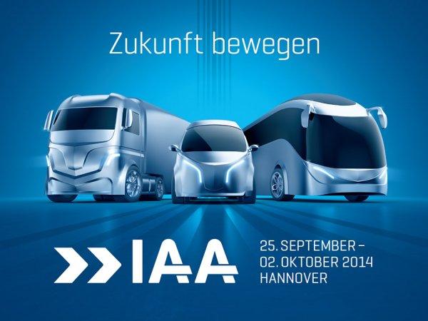 Freikarte für die IAA Nutzfahrzeuge in Hannover (25.9. - 2.10.)