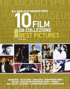 Best Pictures 10 Film Collection [Blu-Ray] für 34,48€ @Amazon.it