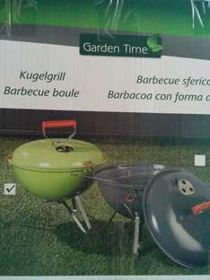 Kugelgrill Garden Time bei Dänisches Bettenlager