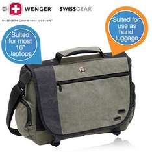 Wenger Zinc - 16 Zoll Notebooktasche für 25,90 (inkl. VSK)