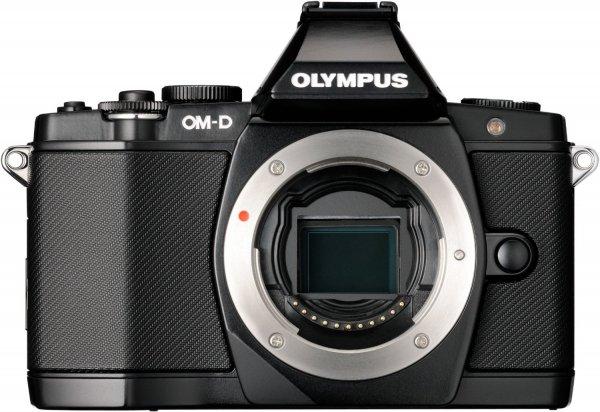Olympus OM-D E-M5 Body (schwarz) für 608,85€ @Amazon.es