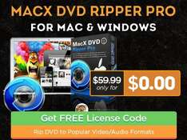 MacX DVD Ripper Pro f. Mac und Win