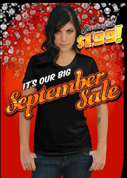 ShirtPunch Sale: 6 zufällige T-Shirts für 23€ (3,83€ pro Shirt)