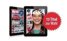 3 Freihefte eines ePapers (13 Zeitschriften) Kostenlos