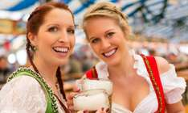 Ticket für den Oktoberfest-Partyzug ab Hamburg am 04.10.2014 inklusive Rückfahrt
