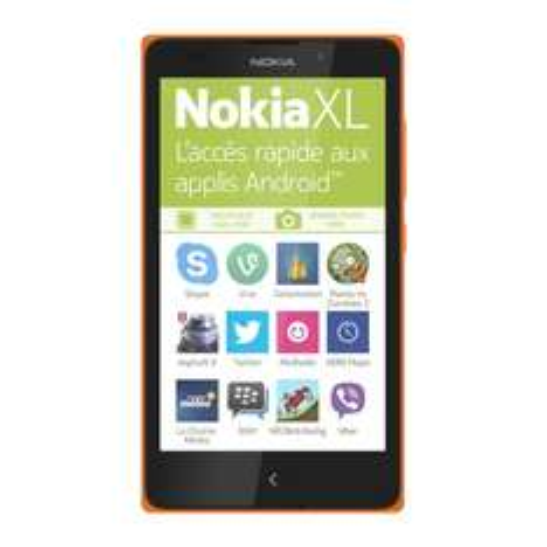 Nokia XL Dual-Sim Smartphone mit Android ab 121€ @Amazon.fr