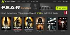 [Steam] Complete F.E.A.R. horror FPS Bundle @ Bundlestars
